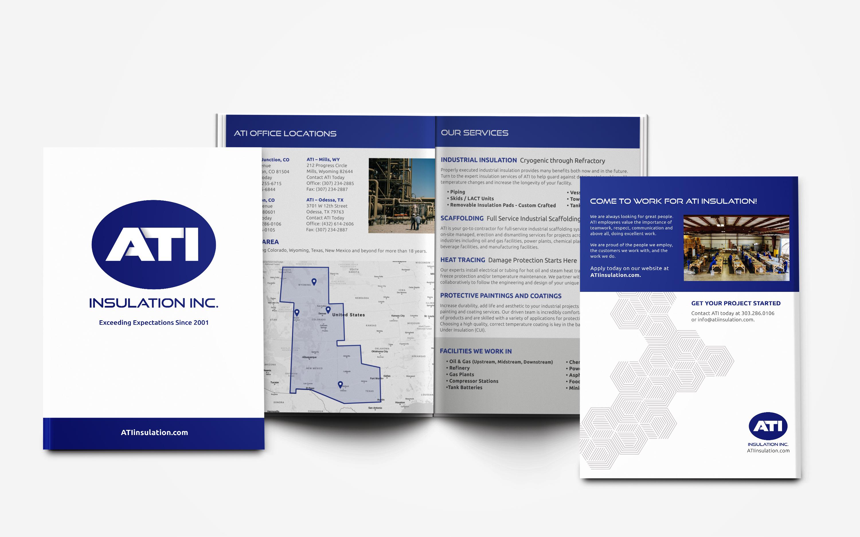 ATI Booklet Design