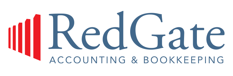RedGate Accounting Company Logo