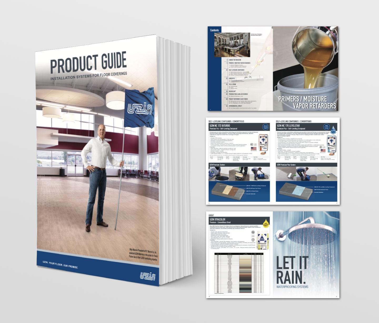 Uzin Product Catalog